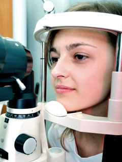 Eye Exam Image